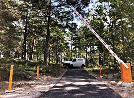 BL43 förhindrar buskörning